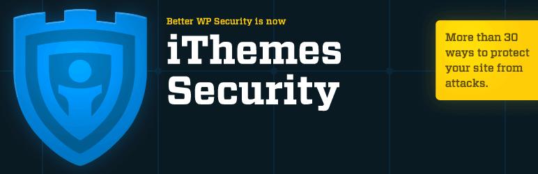 Beveilig je Wordpress website met iThemes Security